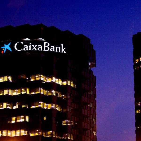 """""""La Caixa"""" Headquarters"""