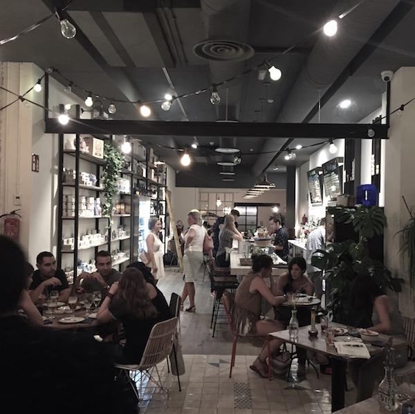 ChichaLimoná restaurant