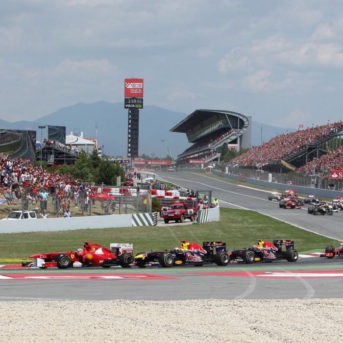 Montmeló, Gran Premio de España