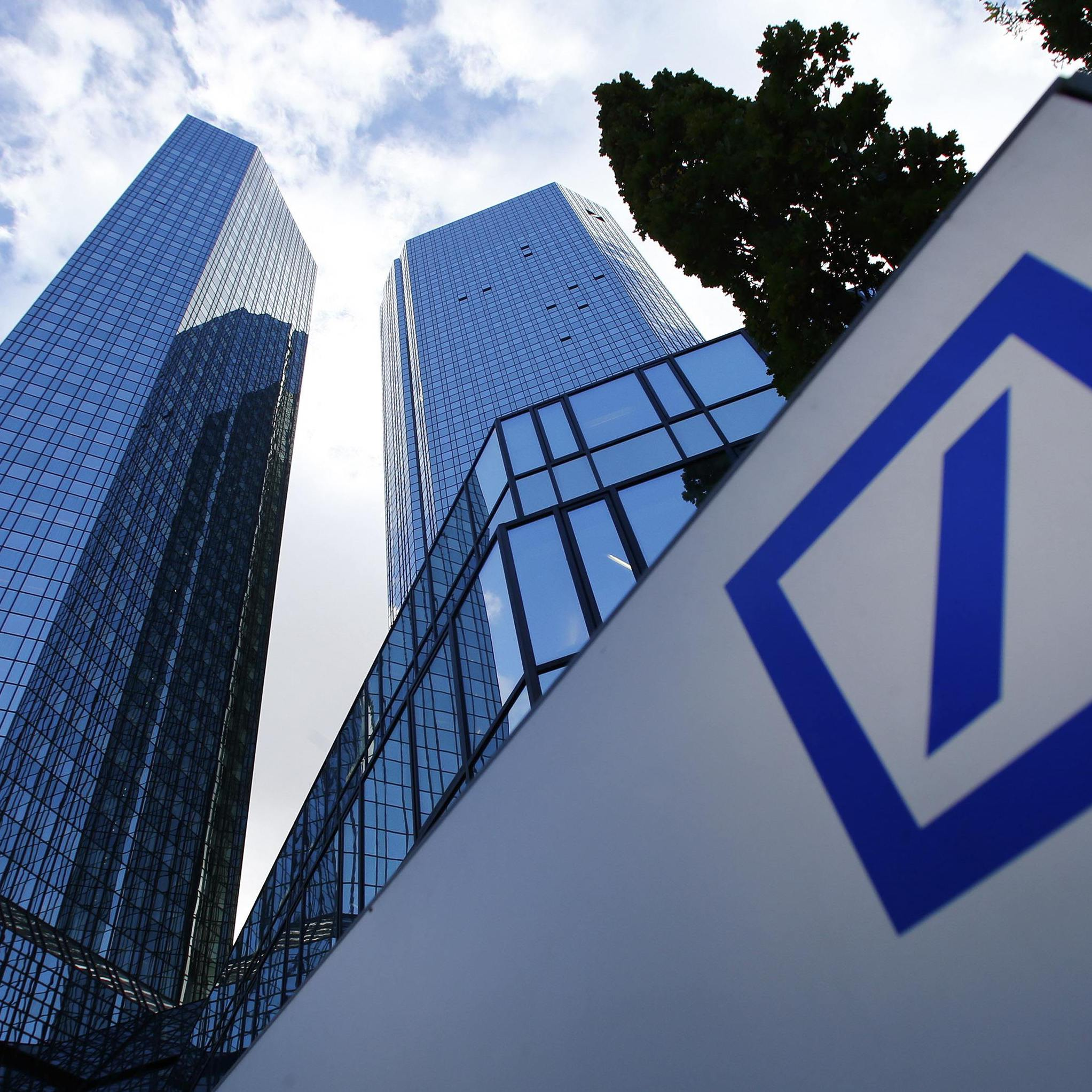 Deutsche Bank corporate offices