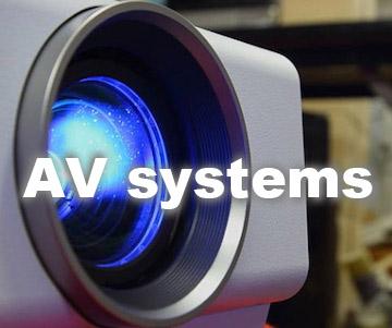 AV systems
